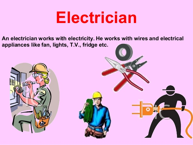 Electrical and Mechanical Helper Job in Plant
